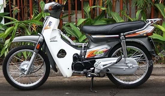 Xe Dream Thai thoi hoang kim