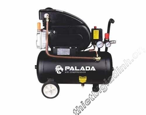 Máy nén không khí Palada dễ dàng sử dụng