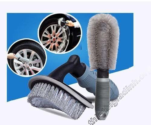 Bộ dụng cụ rửa xe ô tô chuyên dụng