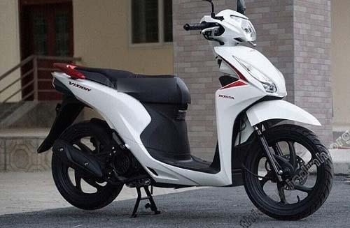 Xe Vision ngày càng được ưa chuộng trên thị trường