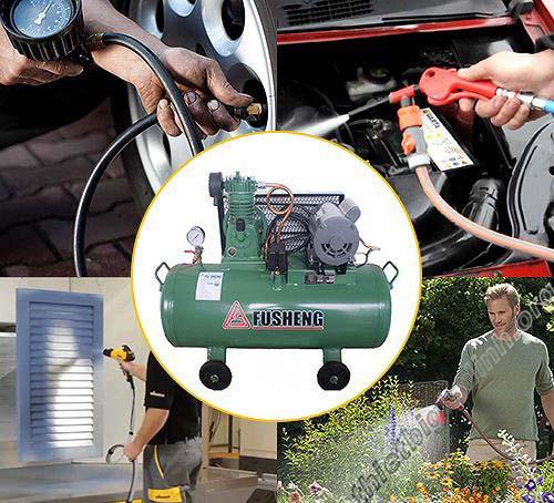 Các thương hiệu máy nén khí gia đình được ưa chuộng nhất 2019