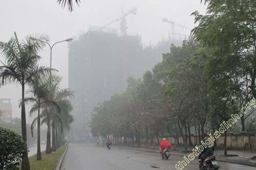 Ảnh hưởng độ ẩm không khí đến sức khỏe đời sống con người