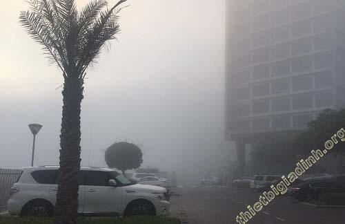 Có 2 loại độ ẩm không khí phổ biến