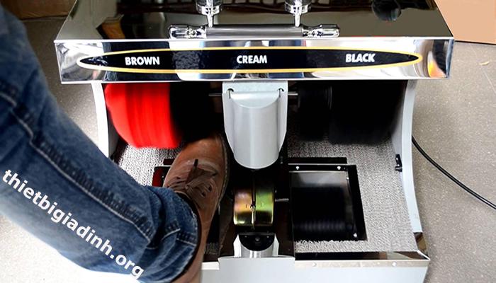 Các nguyên nhân khiến máy đánh giày không hoạt động