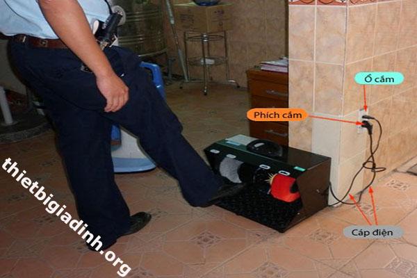 Nguyên nhân khiến máy đánh giày không hoạt động