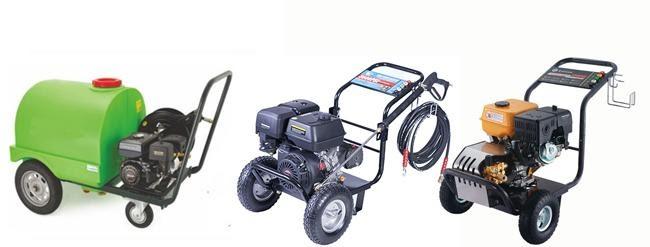 Một số model máy rửa xe chạy xăng