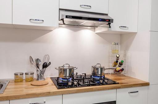 Máy hút mùi tại nhà bếp