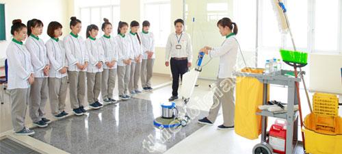 Dịch vụ vệ sinh chuyên nghiệp là gì?