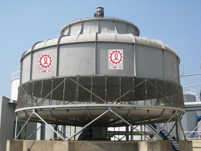 Tháp hạ nhiệt công nghiệp