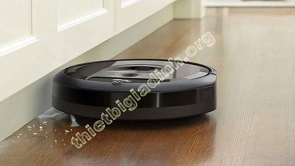 Thương hiệu hút bụi của Roomba
