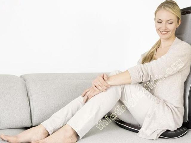 Công dụng của đệm massage toàn thân