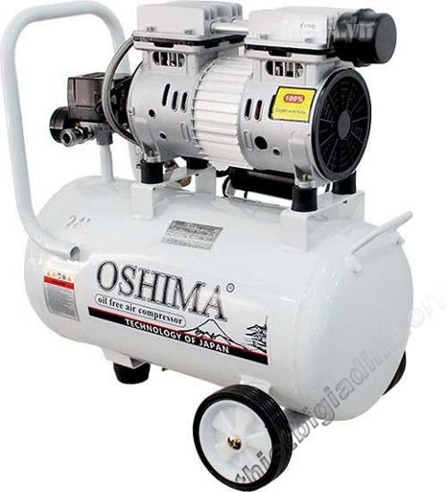 Máy nén không khí Oshima thể tích 24 lít