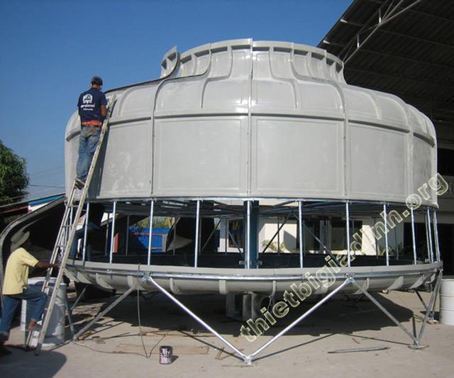 Những lưu ý khi lắp đặt và sử dụng tháp giải nhiệt