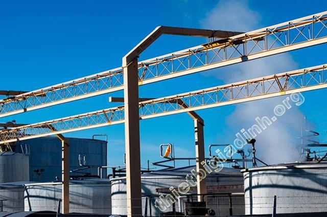 Tháp hạ nhiệt có vai trò quan trọng với ngành công nghiệp