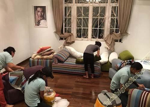 Dịch vụ dọn vệ sinh nhà tại Đà Nẵng
