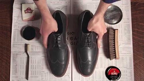 Bảo quản đôi giày tối thì thời hạn sử dụng lâu bền