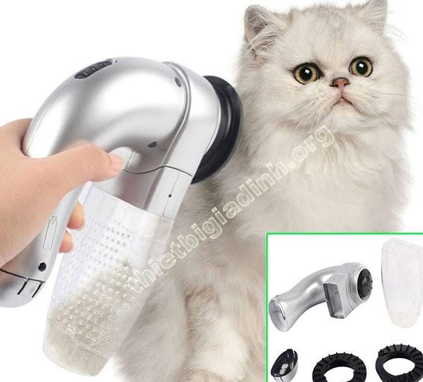 Máy hút lông mèo cầm tay