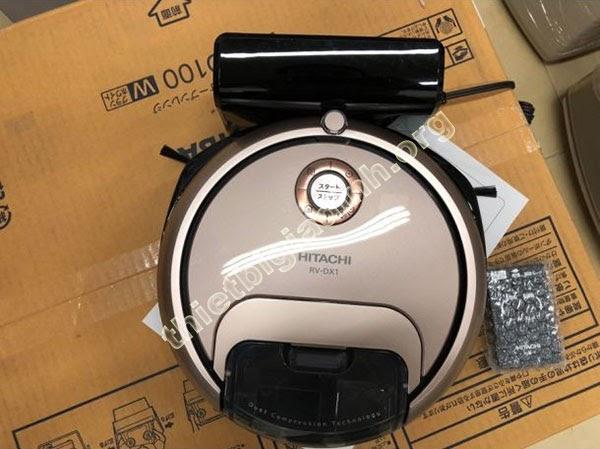 Robot hút bụi của hãng Hitachi