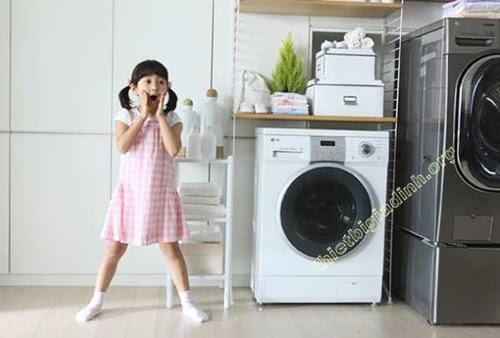Kích thước máy giặt cửa trước 11kg