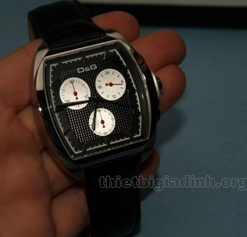 đồng hồ D&G nam
