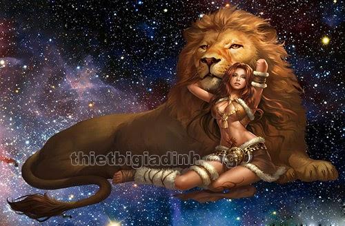 cung sư tử là con gì