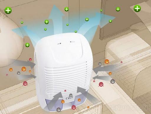 Tác dụng của máy hút ẩm