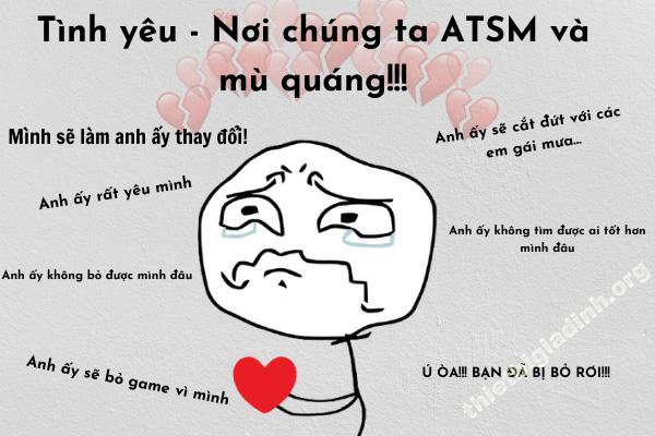 atsm là gì