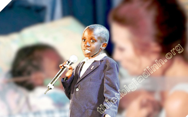 nkosi johnson và căn bệnh AIDS