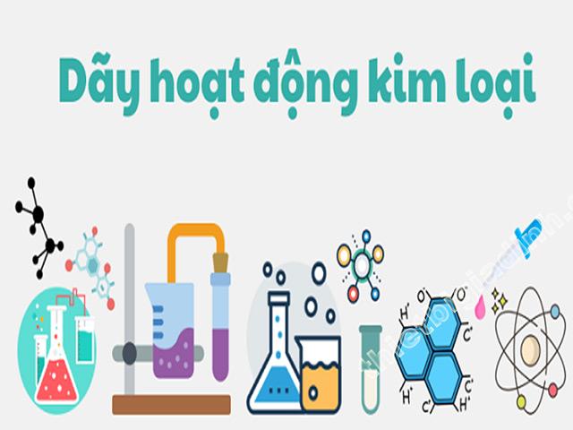 Dãy hoạt động hóa học của kim loại