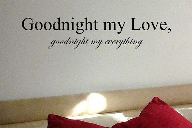 những lời chúc ngủ ngon cho người yêu