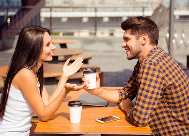 biểu hiện của người đàn ông thích bạn